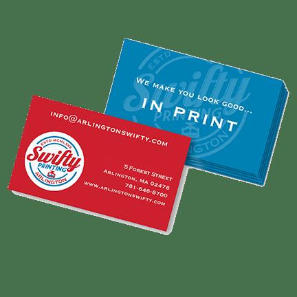 Arlington Swifty - Business Card Printing